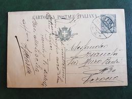 (41242) STORIA POSTALE ITALIA 1920 - Storia Postale