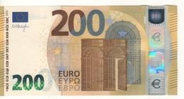 200 EURO  NEW    N 003 E2     NA2500520446     /   FDS - UNC - EURO