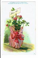 CPA - Carte Postale -  Belgique-Bouquet De Fleurs-1904-VM3454 - Fleurs