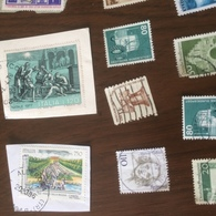 USA LE CAMPANE - Postzegels