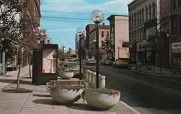 JAMESTOWN , New York , 50-60s Downtown 3rd Street Mall - Other