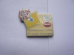 Pin S Automobile AUDI VOLKSWAGEN - Audi