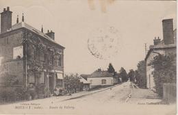 BOUILLY  Route De Villery - France