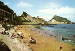 GUETARIA  La Playa RV - Guipúzcoa (San Sebastián)