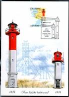 ESTONIA / EESTI 2014 - Fari / Lighhouses - Maxi Card Come Da Scansione - Fari