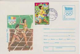 ROUMANIE JEUX OLYMPIQUES  DE BARCELONE 1992 ATHLETISME - Summer 1992: Barcelona