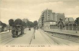 PARIS  5eme Arrondissement  Boulevard Saint Michel  BAL BULLIER - Arrondissement: 05