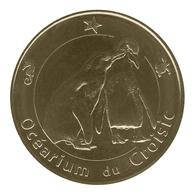 Monnaie De Paris , 2013 , Le Croisic , Océarium , Les Manchots Du Cap - Monnaie De Paris