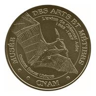 Monnaie De Paris , 2013 , Paris , Musée Des Arts Et Métiers , L'avion De Clément Ader - Monnaie De Paris