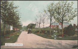 Victoria Park, Portsmouth, Hampshire, C.1905-10 - Premier Penny Bazaars Postcard - Portsmouth