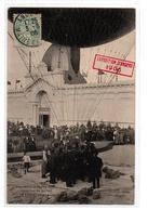 ANGERS EXPO DE 1906 ASCENSION DU BALLON TRES ANIMEE - Angers