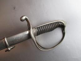 Sabre  1882 Superbe! - Knives/Swords