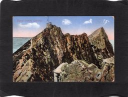 87123     Gibilterra,  Signal Station,   Gibraltar,  NV(scritta) - Gibilterra