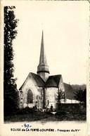 89 - Eglise De LA FERTE-LOUPIERE - Fresques Du XVe - Andere Gemeenten