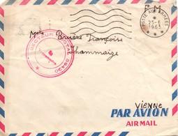 Poste Aux Armées 1963 *** - Algérie Après Indépendance - Secteur Postale 88420 - Marcophilie (Lettres)