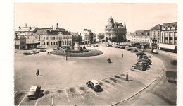 Chartres -  Place Des Epars - Automobiles - CPSM° - Chartres