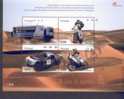 Por. Block 263 Rally Dakar ** MNH Postfrisch - Hojas Bloque