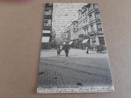 BRUXELLES  Marché Aux Poulets Obl 1904 - Markten