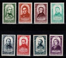 YV 795 à 802 Complete N** MNH Centenaire De La Revolution De 1848 Cote 21,50 Euros - France