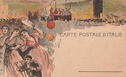 Cartolina - Postcard / Non   Viaggiata - Unsent /  Napoli, Piedigrotta 1900. - Europa