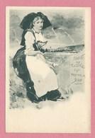 ALSACE - Pour Les Pauvres - Carte Signée Charles SPINDLER 1897 - Donner Aux Pauvres C' Est Prêter à Dieu - Non Classificati