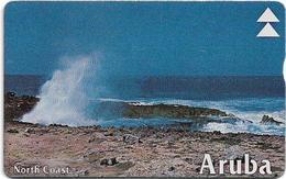 Aruba - Setar - L&G - North Coast - 511C - 11.1995, 120U, Used - Aruba