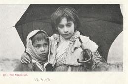 Cartolina - Postcard / Non   Viaggiata - Unsent /  Napoli, Tipi Napoletani. - Europe