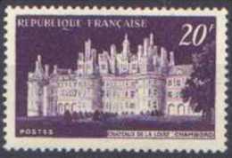 France Architecture N°  924 ** Châteaux De La Loire -> Chambord - Castelli