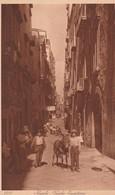 Cartolina - Postcard / Non   Viaggiata - Unsent /  Napoli, Vecchi Quartieri. - Napoli