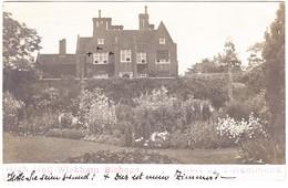 1906 Foto Ansichtskarte High Hall, Wickham Bishops, Verschickt Nach Zweisimmen - England