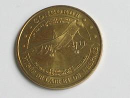 Monnaie De Paris 2010 CONCORDE- Musée De L'air Et De L'espace    **** EN ACHAT IMMEDIAT **** - Monnaie De Paris