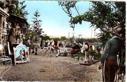CPSM  BENNECOURT TRIPLEVAL PRES BONNIERES S/SEINE - TOUTE LA BROCANTE PAUL MARCHAL - TB ETAT - - Bonnieres Sur Seine