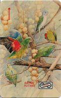 Malaysia (Uniphonekad) - Lorikeet, Birds, 9MSAA, 1992, Used - Malaysia