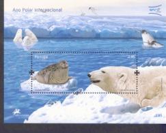 Por. Block 269 Polarjahr ** MNH Postfrisch - Hojas Bloque