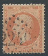 Lot N°48992  Variété/n°23, Oblit GC 2240 Marseille, Bouches-du-Rhone (12), Barre Du E Touchant Le S De POSTES - 1862 Napoleone III