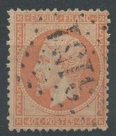 Lot N°48993  N°23, Oblit GC 3151 Rive-de-Gier, Loire (84) - 1862 Napoleon III