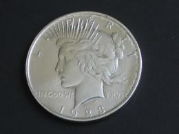 1 One Dollar 1923 - PEACE - Silver - Etats-Unis - United States - USA     *** EN ACHAI IMMEDIAT **** - Émissions Fédérales