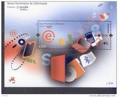 Por. Block 271 Informationstechnologien ** MNH Postfrisch - Hojas Bloque