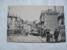 CP 55 MEUSE - VERDUN : Le Pont Et La Rue Beaurepaire (attelage) - Verdun