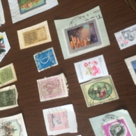 ARGENTINA I FIORI - Postzegels