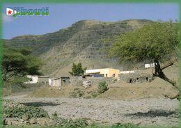 1 AK Djibouti * Kleinstadt Randa In Der Region Tadjoura Im Goda-Massiv * - Dschibuti