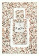 CHANEL **Dans Les Champs De Chanel *** N°22 *** Carte Postale - Cartes Parfumées