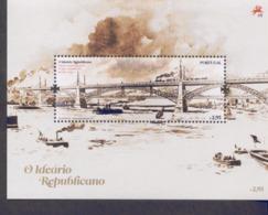 Por. Block 274 Brücke über Den Tejo ** MNH Postfrisch - Hojas Bloque