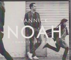 CD YANNICK NOAH COMBATS ORDINAIRES - Music & Instruments
