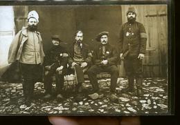 PRISONNIERS RUSSES ETC             JLM - War 1914-18
