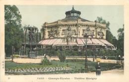 PARIS CHAMPS ELYSEES THEATRE MARIGNY AVEC PAILLETTES - Arrondissement: 08