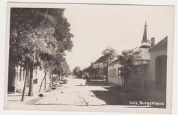 27040 Gols Burgenland --Photo Franz Merti1935 - Autres
