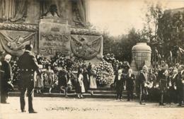 PARIS  CARTE PHOTO  14 JUILLET 1919 DEFILE DE LA VICTOIRE - Zonder Classificatie