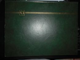 Album Grand Format Fond Blanc 24 Pages Marque Lindner , Occasion - Stockbooks