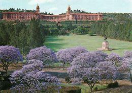 1 AK Südafrika * Das Union Buildings - Regierungssitz In Der Hauptstadt Pretoria - Südafrika